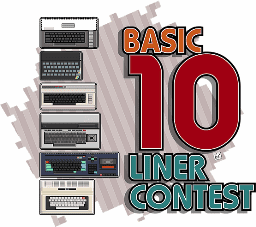 BASIC 10 Liner Contest 2017 - 2020