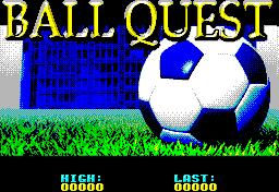 Ball Quest by Alone Coder