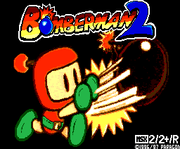Bomberman 2 by Paragon  Productions