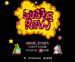 Bubble Rain | Bust-A-Move | Puzzle Bobble | パズルボブル by Imanok