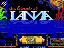 Sword Of IANNA by RetroWorks
