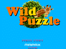 Wild Puzzle by Mapax