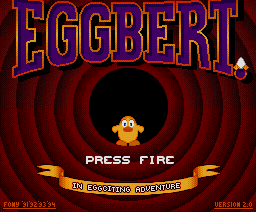 Eggbert Harddisk Version by Fony